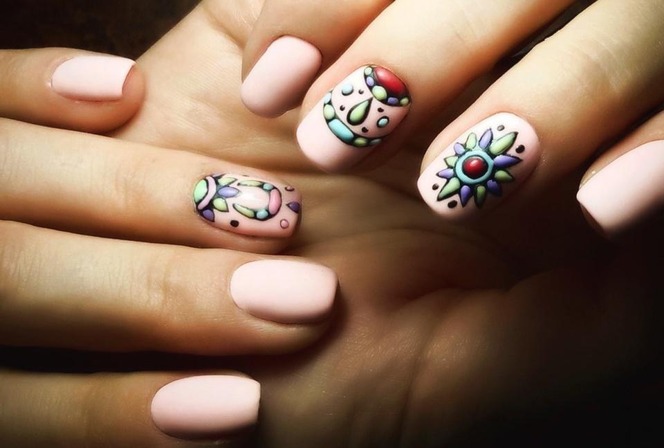 Фото рисунков ногтей оригинальные