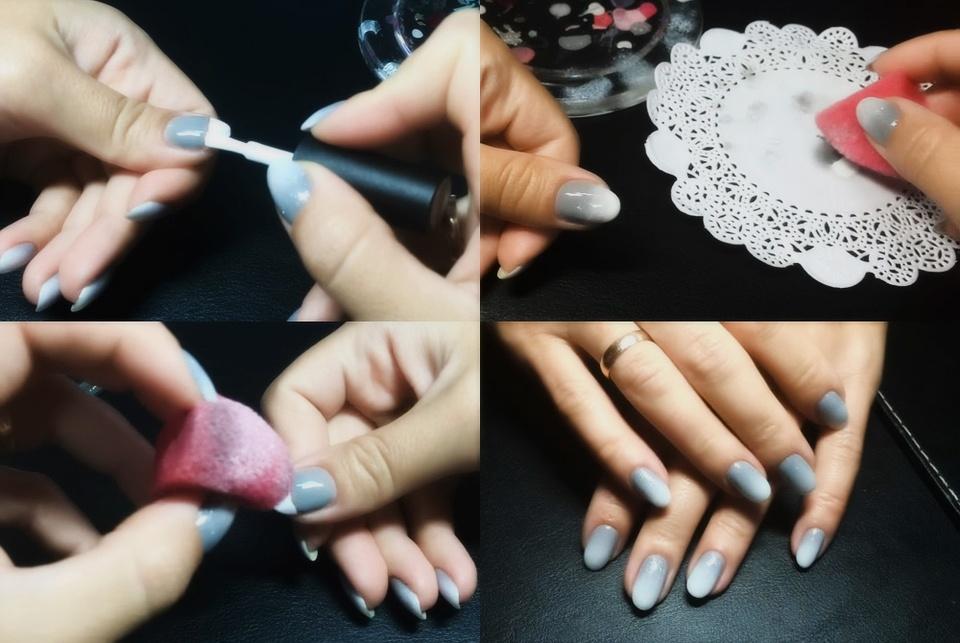 Как накрасить ногти своими руками в домашних условиях 475